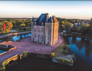 bellegarde, château