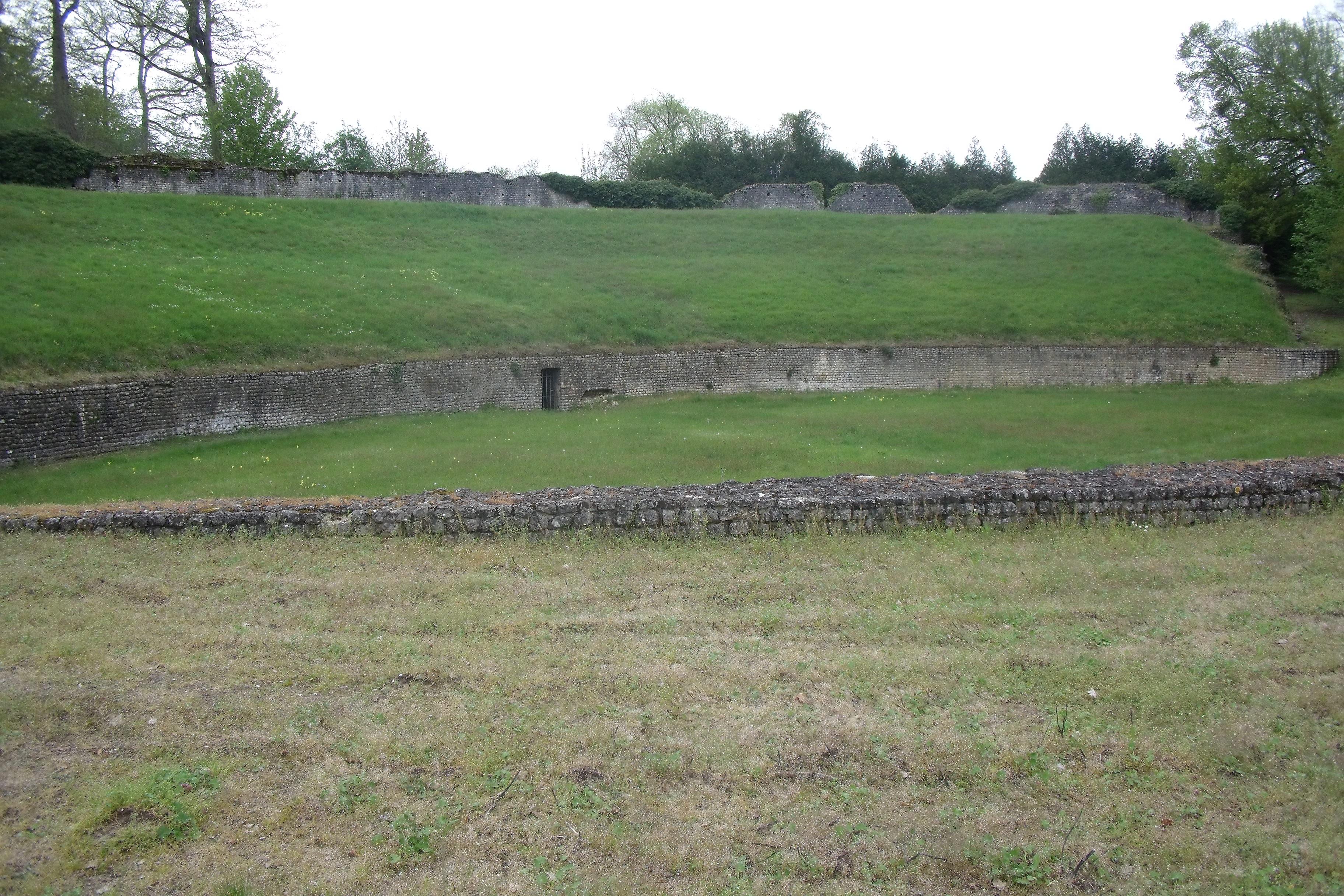 Amphithéâtre Gallo Romain Montbouy