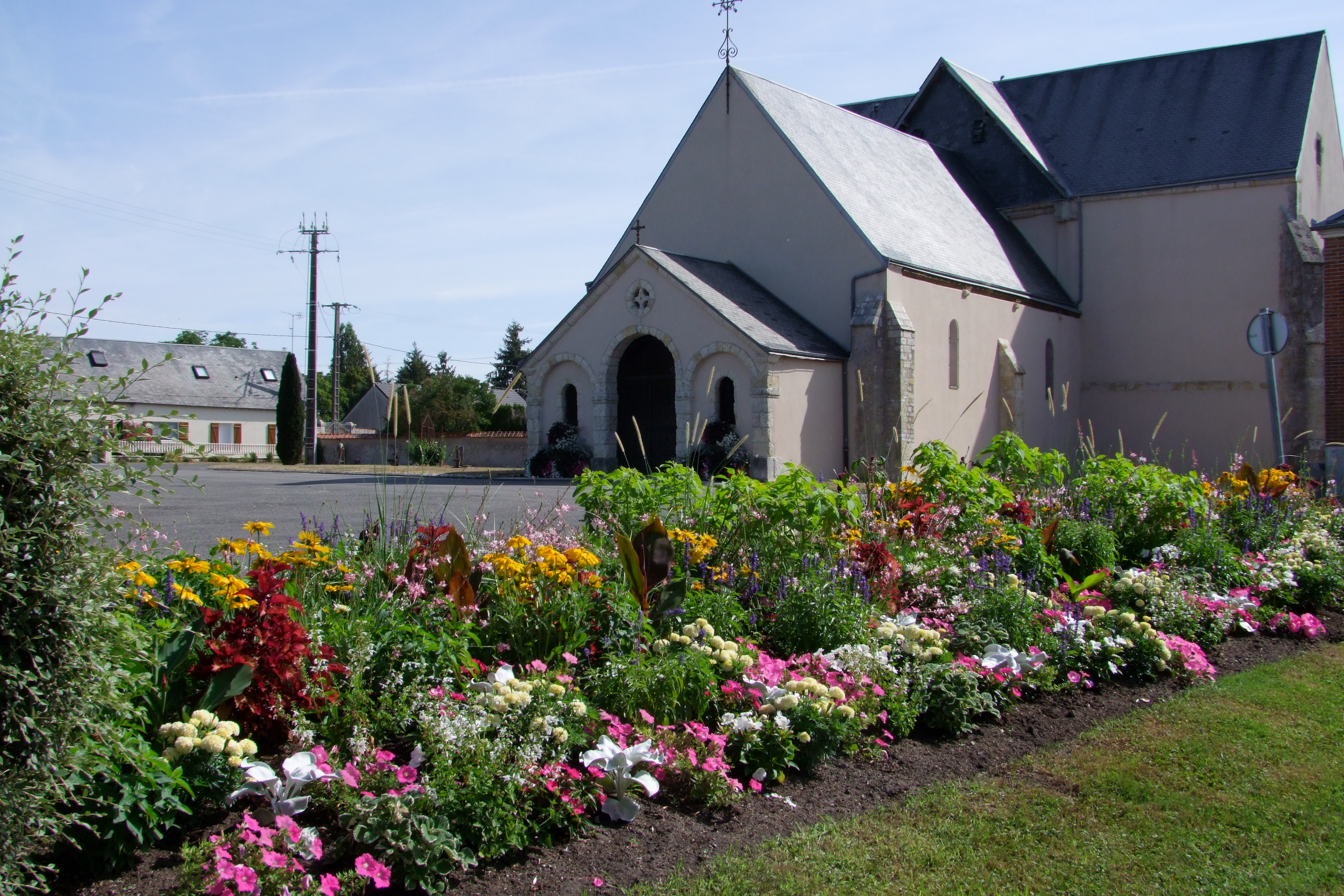 Eglise Quiers