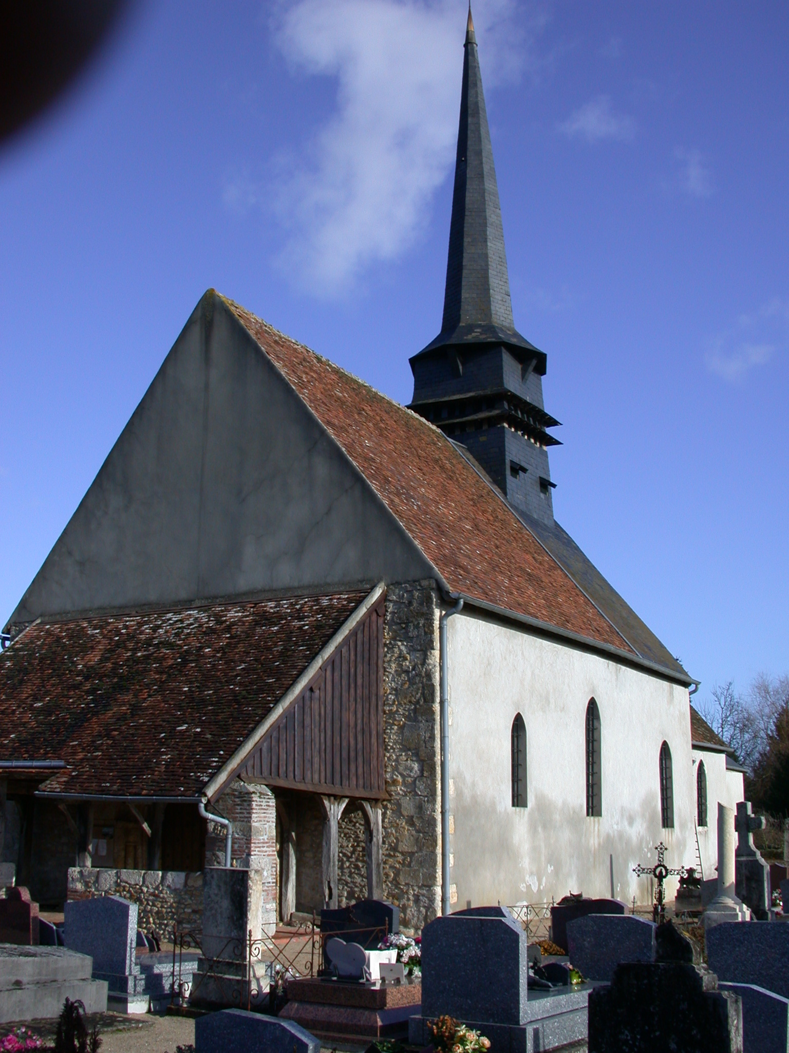 Eglise Presnoy