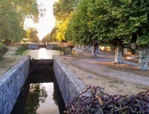 Ecluses de Grignon à Vieilles-maisons sur Joudry