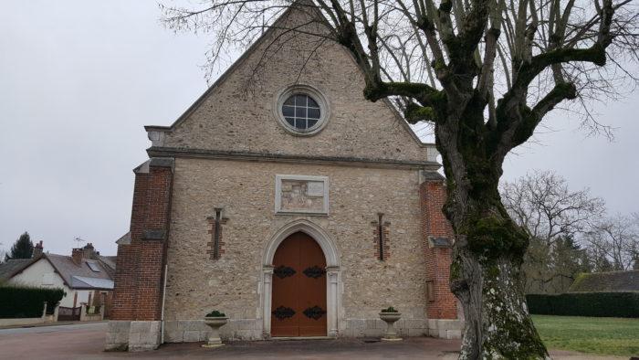 église Aillant sur Milleron