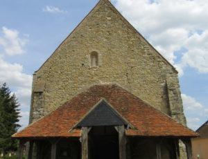 Eglise d'Auvilliers