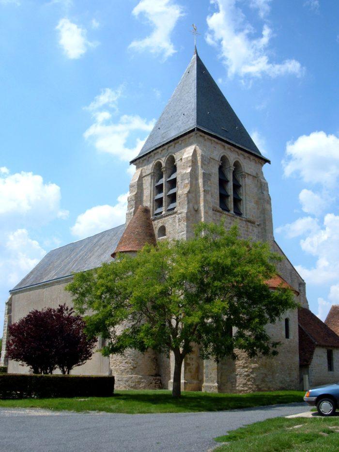 Eglise de Fréville-en-Gâtinais