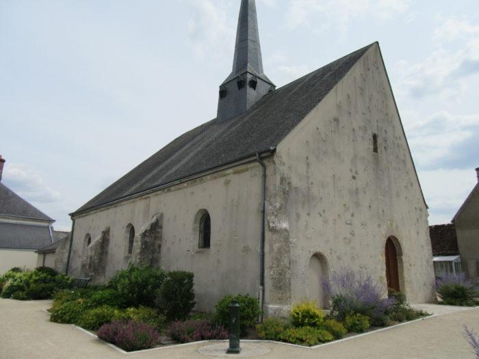 Eglise de Nesploy