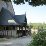 Eglise et caquetoire de Vieilles-Maisons sur Joudry