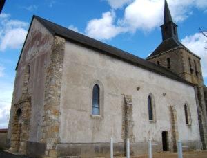 Eglise Mézières