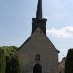 Eglise Ouzouer des Champs