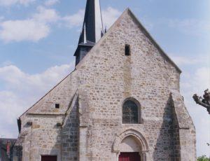 eglise Ouzouer sous Bellegarde