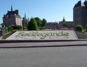 Entrée de Bellegarde
