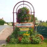 Entrée de Villemoutiers