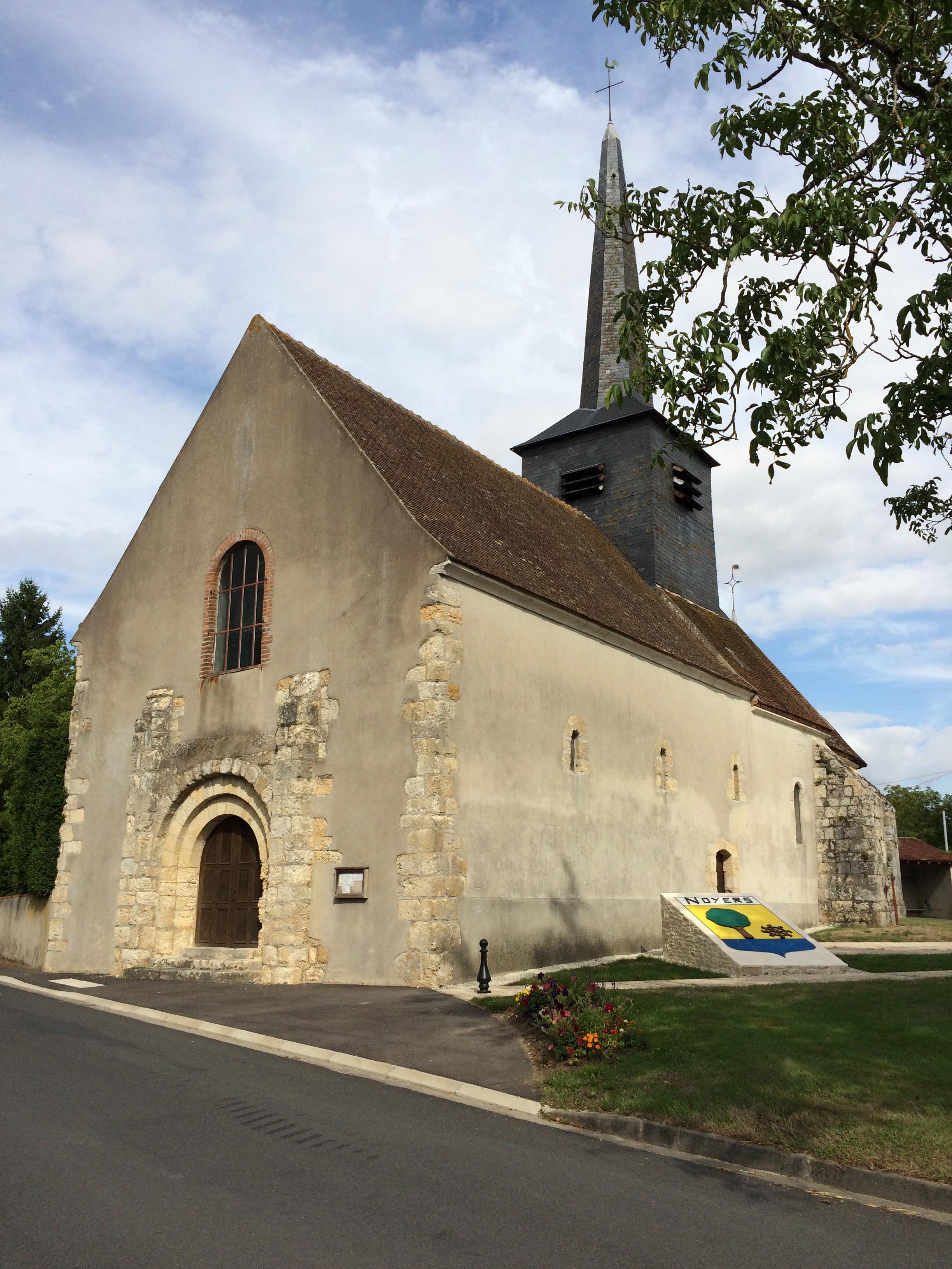 Eglise Noyers