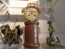 Horloge du musée horloger