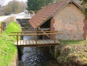 Lavoir Pont de Pierre