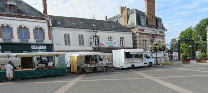 marché Bellegarde