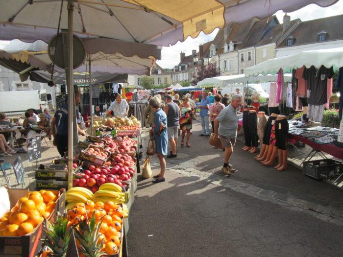 marché Châtillon Coligny
