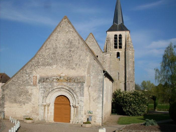Eglise Montbouy