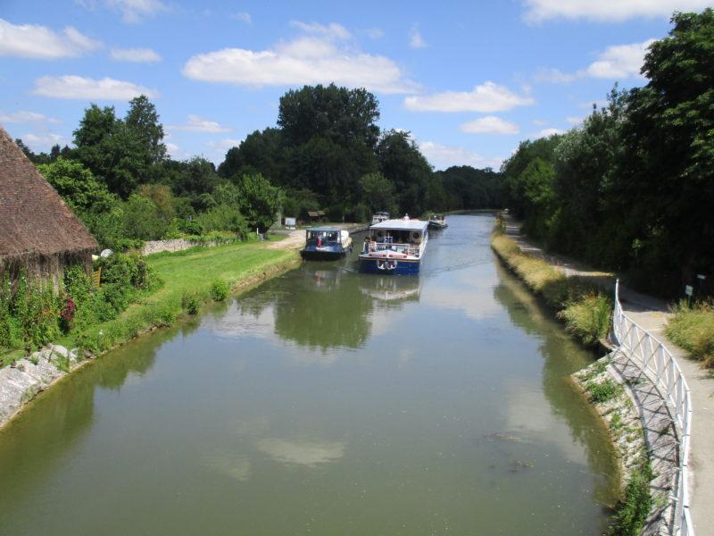 Halte nautique Canal de Briare