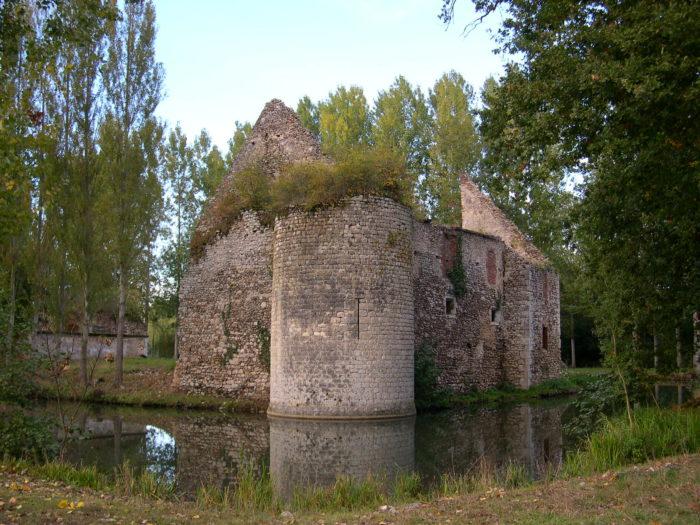Moulin de Briquemault