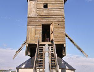 Le Moulin Gaillardin à Chapelon