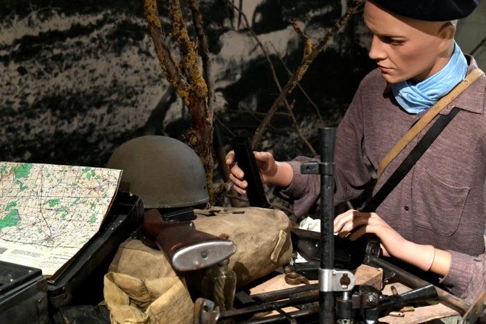 Musée de la Résistance et de la Déportation de Lorris