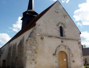 Eglise La Cour Marigny