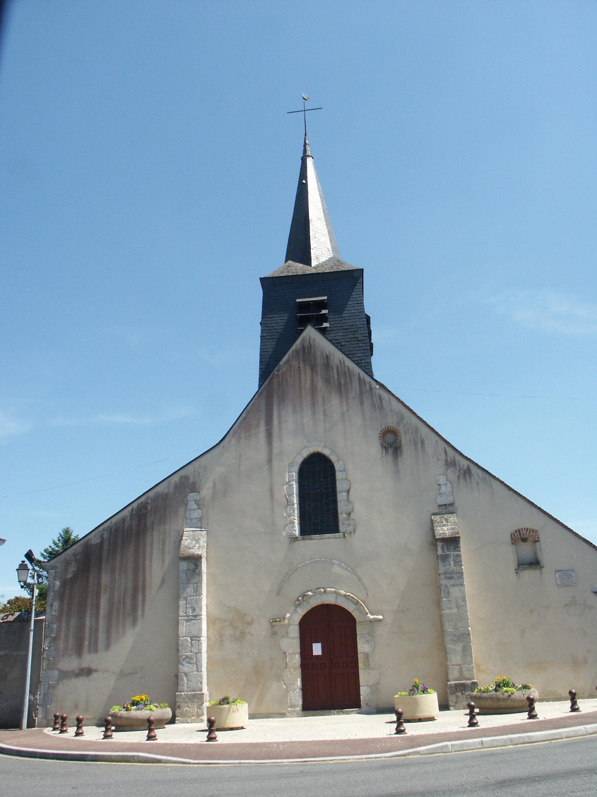 Eglise Varennes-Changy