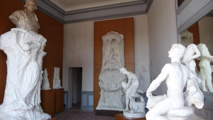 Sculptures Charles Desvergnes