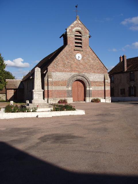 Eglise du Charme