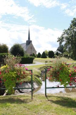 église de Beauchamps-sur-Huillard