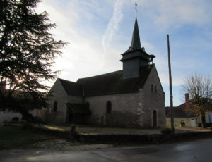 Eglise Pressigny les Pins