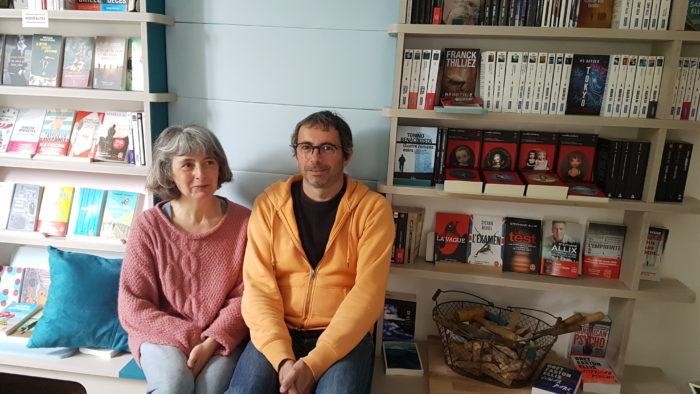 librairie, Laurent et Hélène CRUEL