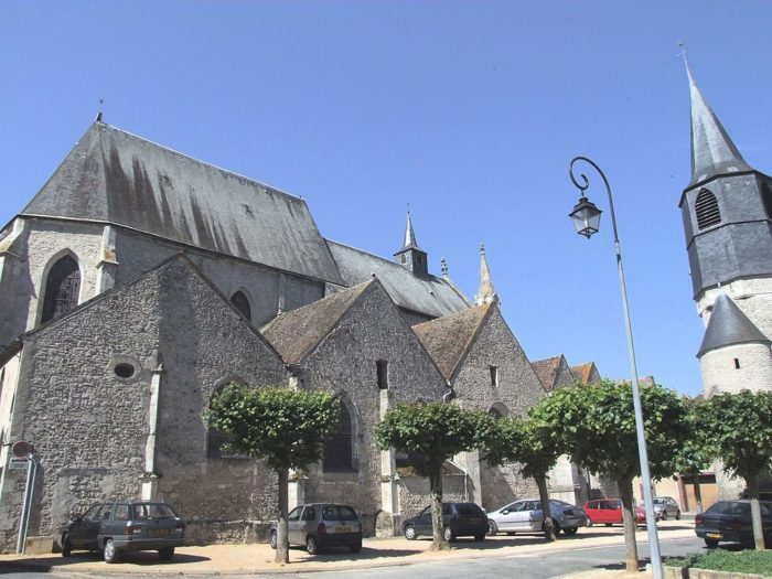 Eglise Châtillon-Coligny