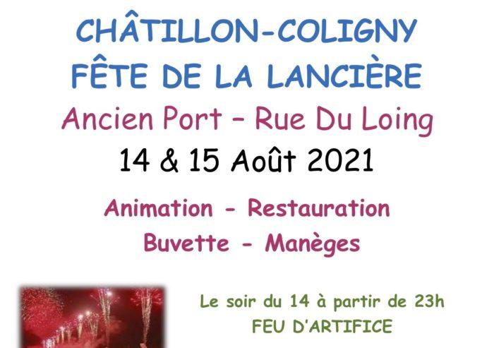 14 et 15-08 Châtillon-Coligny TIS