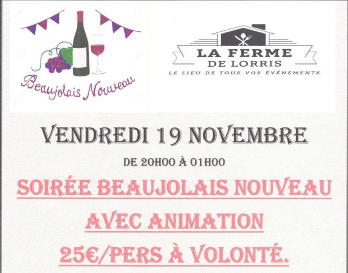 19-11 Lorris Beaujolais Ferme de Lorris TIS