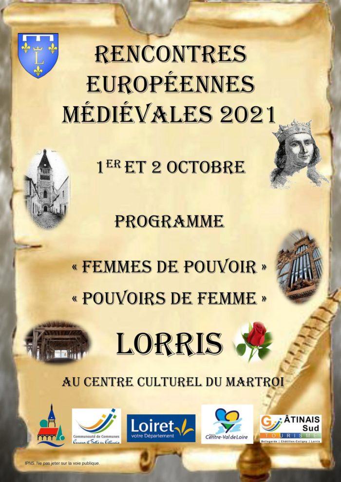 1er et 2-10 Lorris Medievales