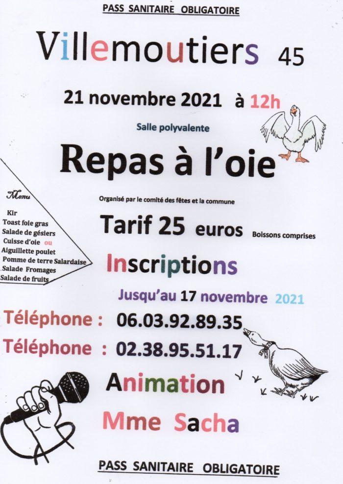 21-11 Villemoutiers repas