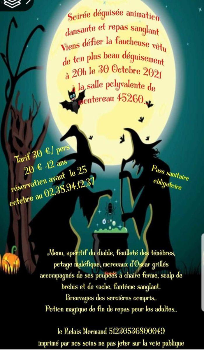30-10 Montereau Halloween