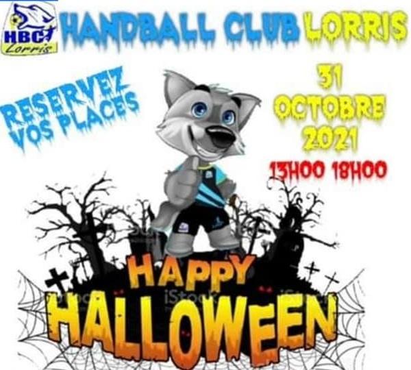 31-10 Lorris Halloween TIS