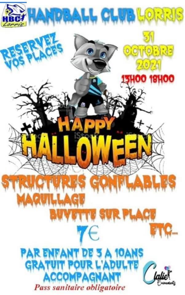 31-10 Lorris Halloween