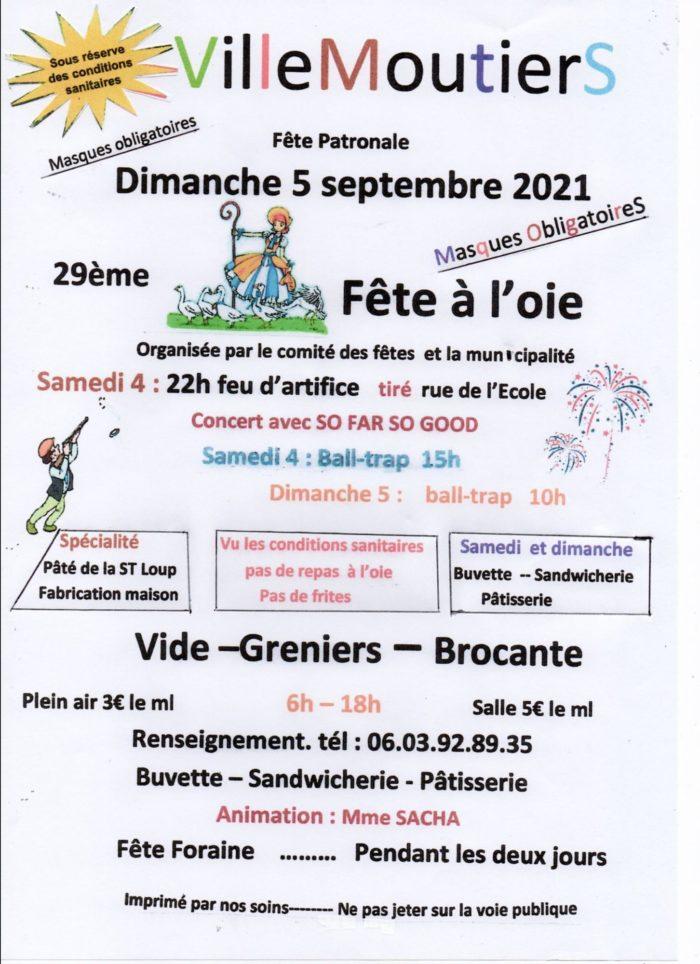 4 & 5-09 Villemoutiers