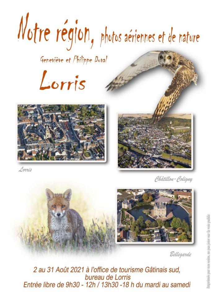 Affiche LORRIS (3)