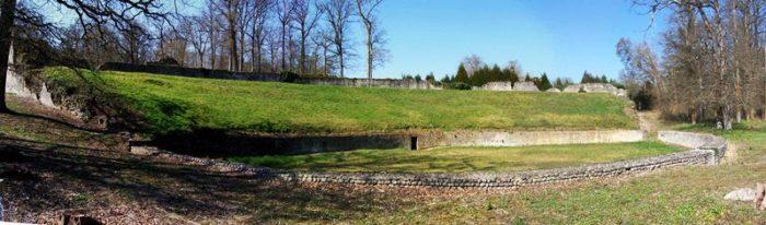 Amphithéâtre gallo-romain