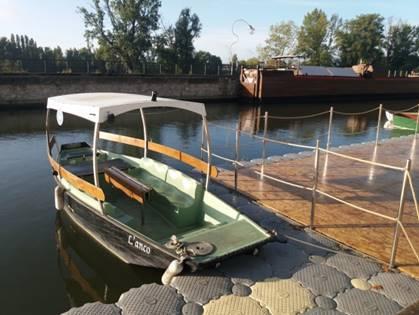 Belle de grignon bateaux electriques