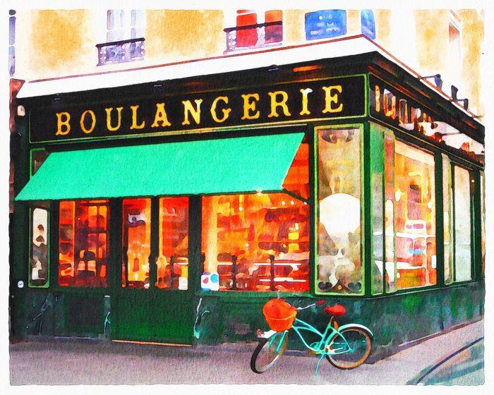 Boulangerie