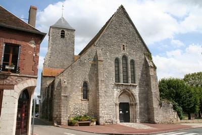 Eglise de Montcresson