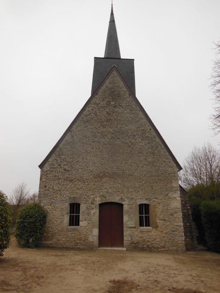 Eglise de St-Hilaire-sur-Puiseaux