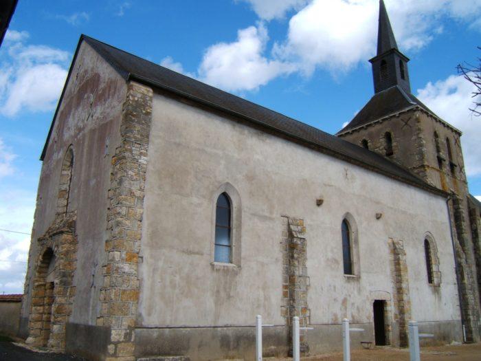 Eglise_Mézièresen Gâtinais_2003_01(@mairie Bellegarde)