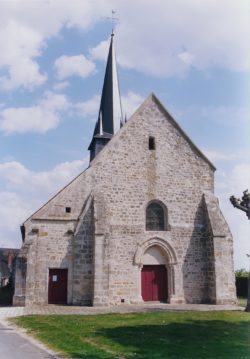Eglise Saint-Denis et Saint-Hubert
