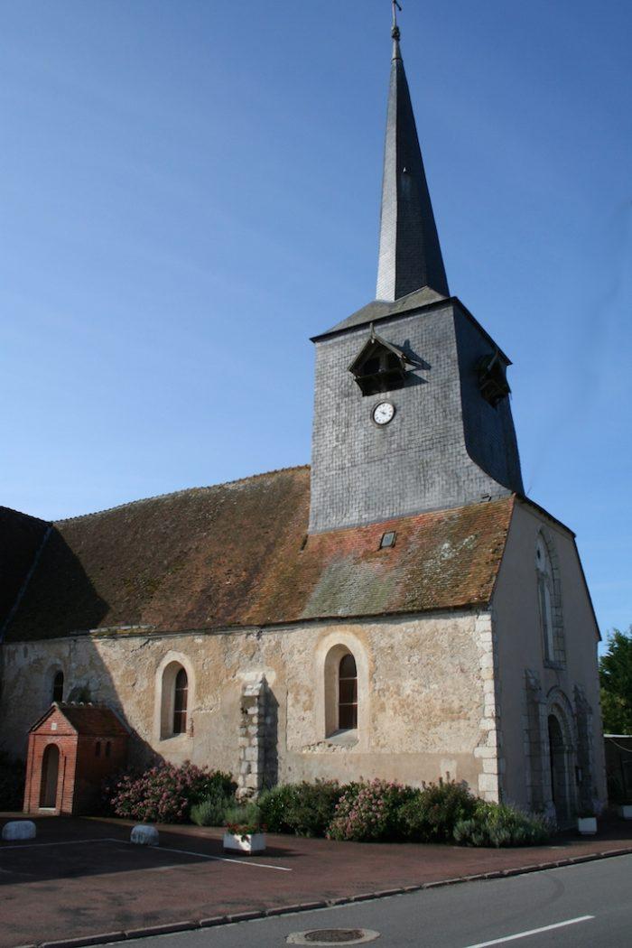 Eglise de Montereau